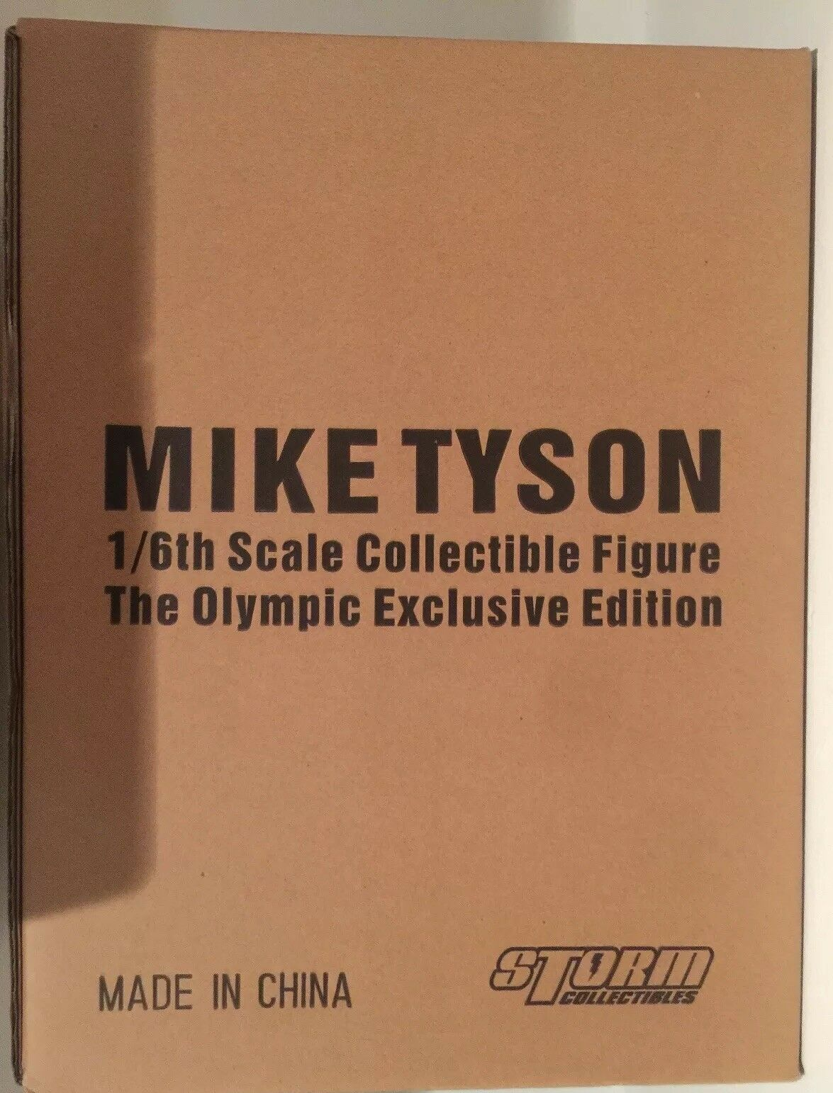 1 6 Mike Tyson - Storm Toys Collectibles - The Olympic Exclusive Edition