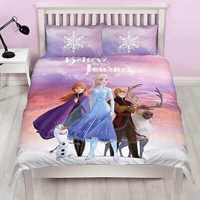 Disney Frozen 2 Patchwork Double Duvet