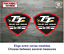 Sticker-Vinilo-Decal-Vinyl-Aufkleber-Autocollant-Isle-of-Man-TT-Trophy-Isla-1 miniatura 1