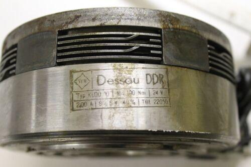 Gigantes electromagnetique-Lamelles Embrayage kldo 10 kldo 10 36x42x12 mm une fois par jour 9922//03 #lc4