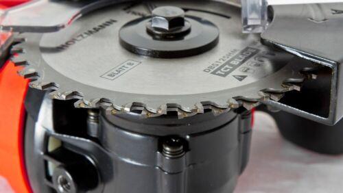Video ansehen! Holzmann Doppelblattsäge DBS 125 Säge Metallsäge Holzsäge