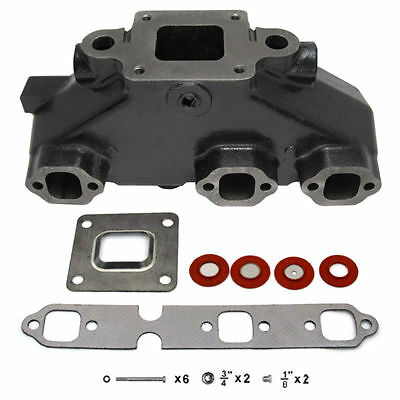 Replaces 864612T02 MerCruiser 4.3L DRY JOINT Exhaust Manifold HGE4612