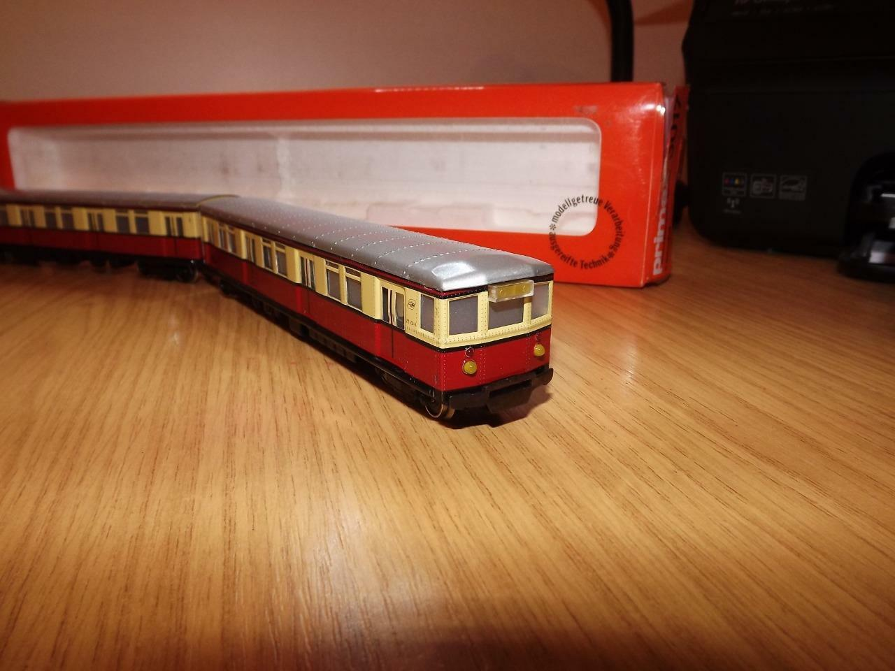 Ab37: Marklin / Primex HO Gauge 3017 S-Bahn Train BR 275 BVG - Exc/Boxed