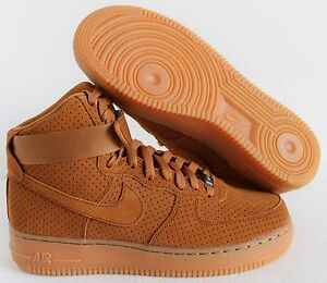 201 Force About Wheat 8 Hi Suede High Details Nike Flax Sz 1 5749266 Tawny Air OZikXuP
