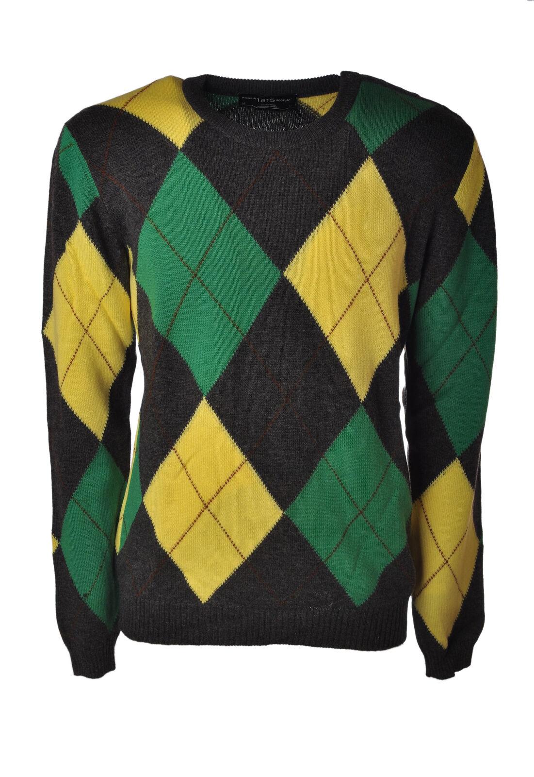 Pringle  -  Sweaters - Male - Fantasy - 4661821A182035