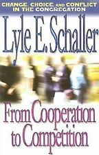 From Cooperation to Competition: Change, Choice, And Conflict in the Congregatio