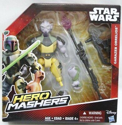 Star Wars Hero Mashers Rebels Garazeb Orrelios