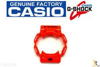 Casio G-9100r-4 Original G-shock Orange Bezel Case Shell