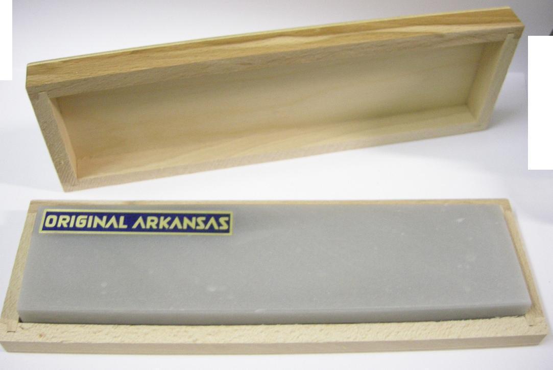 Pierre d'ARKANSAS 200 mm aiguisage burin pour sertis