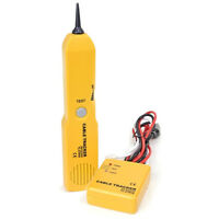 Network Telephone Cable Tracker & Tester Kit