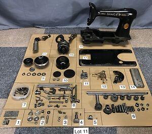 restore singer sewing machine