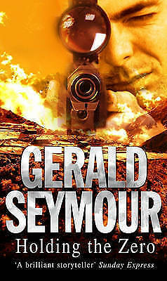 Holding The Zero, Seymour, Gerald, Very Good Book
