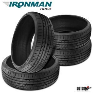 4-X-New-Ironman-iMove-Gen-2-AS-245-45R18-100W-High-Performance-Touring-Tire
