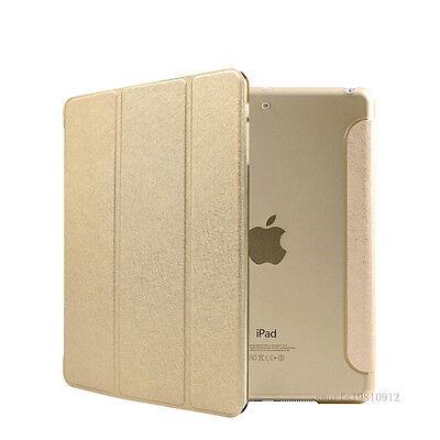 Luxury Slim Smart Wake Leather Case Cover for Apple iPad 2 3 4 5 Air 6 Air2 mini