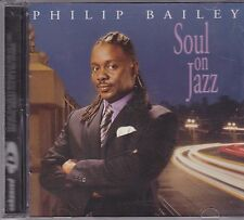 Philip Bailey-Soul On Jazz cd Album