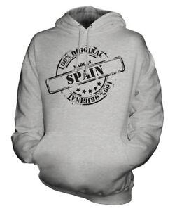 per Spain Felpa di compleanno 50 unisex Made donna con In compleanno cappuccio da ° uomo Regalo w85Eqg5