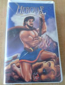 VHS-French-Movie-Hercule-Collection-Tresors-Inoubliables-Jebro