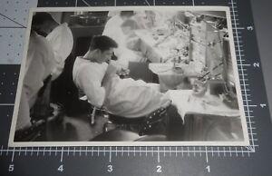 Unusual-College-Man-Dental-Technician-Dentist-School-TEETH-Denture-Vintage-PHOTO