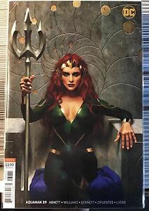 Aquaman #39 Middleton Variant • NM • 1st Print • DC