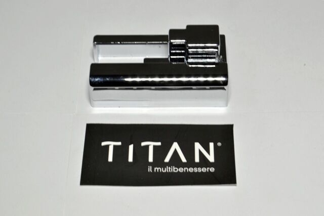 Titan replacement shower cabin 1 pc