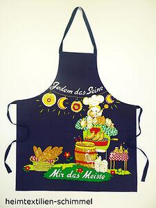 Grillschurze-Kuchenschurze-Partyschurze-Kochschurze