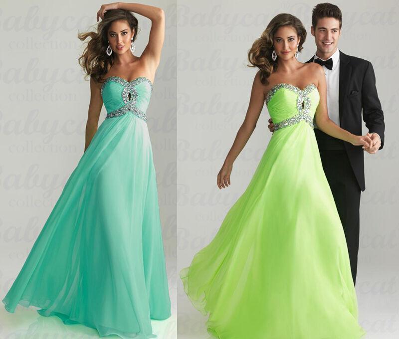 Abendkleid Ballkleid Brautkleid Brautjungfernkleid 34-48 Partykleid Kleid A1218