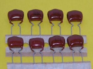 8pk-033uf-50V-Mylar-tm-Capacitors