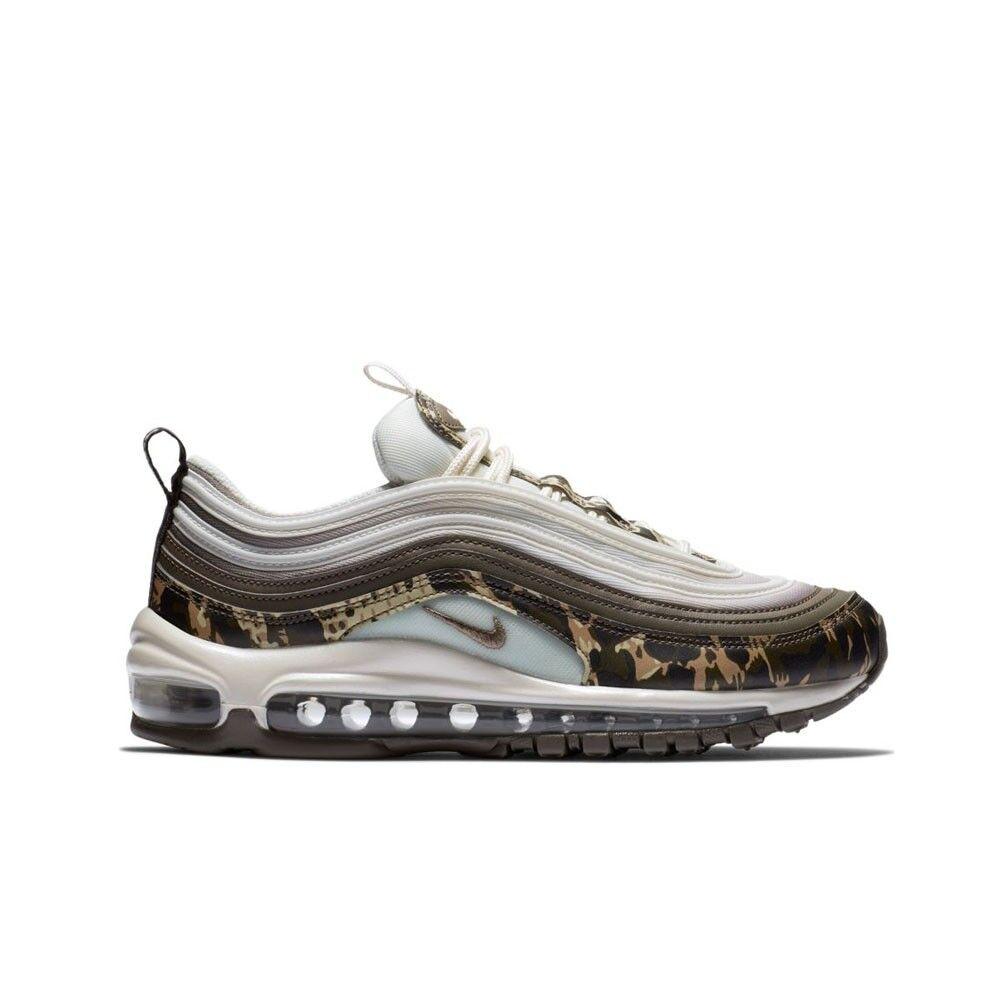 Nike Air Max 97 PRM (Ridgerock Mink Brown-Desert Dust) Women's shoes 917646-201