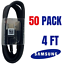miniature 17 - Wholesale Lot USB C Type C Cable Fast Charger For Samsung S8 S9 S10 Note 10 Bulk