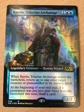 Barrin Tolarian Archmage Magic Core Set 2021 m21 MTG Blue WIZARD Legend