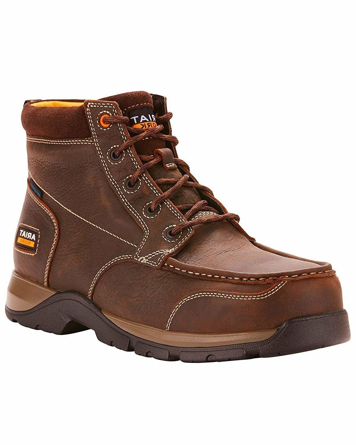 Ariat Work Men's Edge LTE Chukka H2O Composite Toe Boot