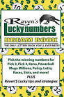 Raven's Lucky Numbers Dream Book: The Only Lottery Book You'll Ever Need by Raven Willowmagic (Paperback / softback, 2009)