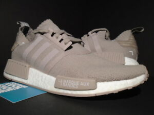 Details about ADIDAS NMD R1 PK PRIMEKNIT JAPAN BOOST VAPOUR GREY FRENCH BEIGE WHITE S81848 8