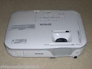 Epson EB-X11 XGA LCD Projector Data/Video/HD-Ready HDTV ...