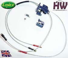 LONEX VERSION 2 GEARBOX FRONT WIRED SWITCH ASSEMBLY FOR M SERIES UK ASG