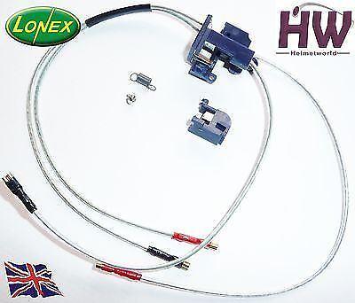 Lonex version 2 gearbox devant l/'Assemblée de commutation filaire pour Série M UK ASG