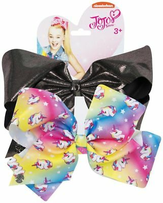 "Unicorn/gunmetal Jojo Siwi Bow Set-compleanno Ragazza Costume Accessori Per Capelli-al Jojo Siwa Bow Set - Birthday Girl Fancy Dress Hair Accessories"" Data-mtsrclang=""it-it"" Href=""#"" Onclick=""return False;""> Processi Di Tintura Meticolosi"
