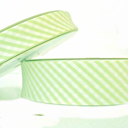 extra wide STRIPE  EUROPEAN BIAS BINDING BY THE 25M ROLL 18mm OR 30mm