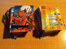 X Men Fleer Ultra 95 completo conjunto básico de 150 Tarjetas
