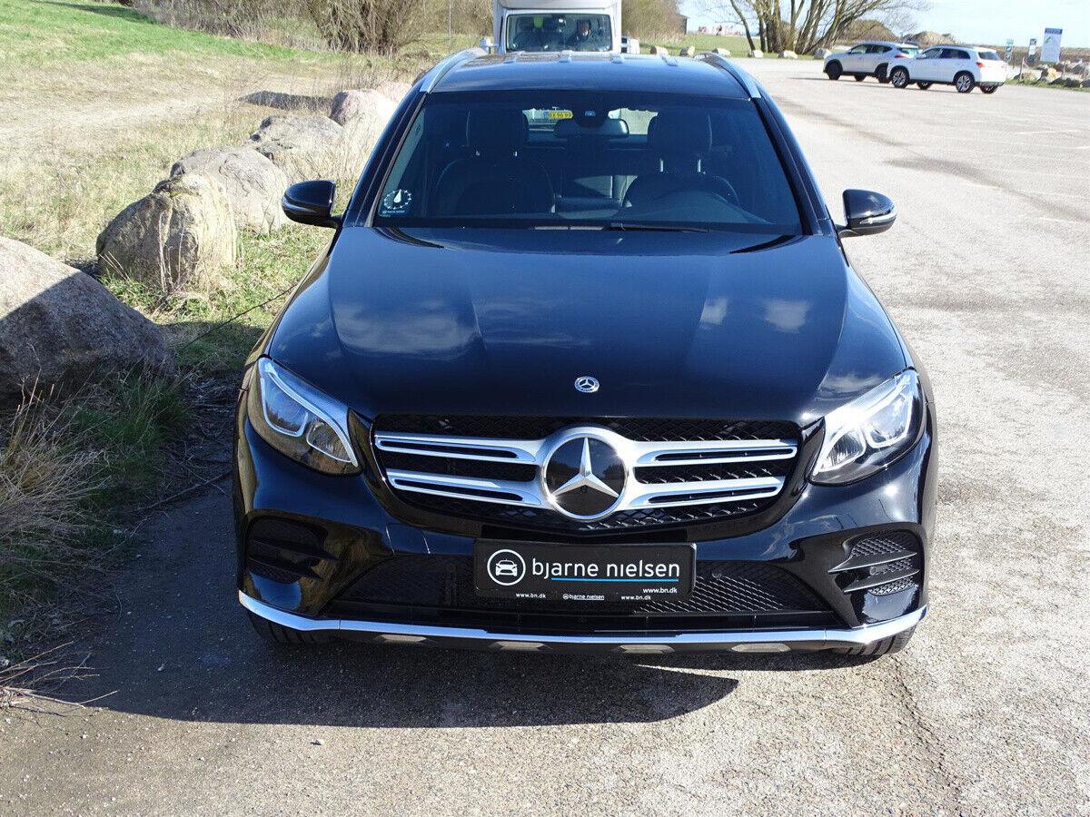 Mercedes GLC300 2,0 Coupé aut. 4Matic - billede 3