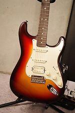 Fender American Deluxe Stratocaster Plus HSS Mystic Sunburst w/OHSC