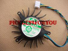 50mm Fan For VGA Video Card 8600GTS nVIDIA GeForce MGT5012XB-W10 #M3783 QL