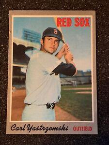 1970-Topps-Baseball-Carl-Yastrzemski-10-Boston-Red-Sox-EX