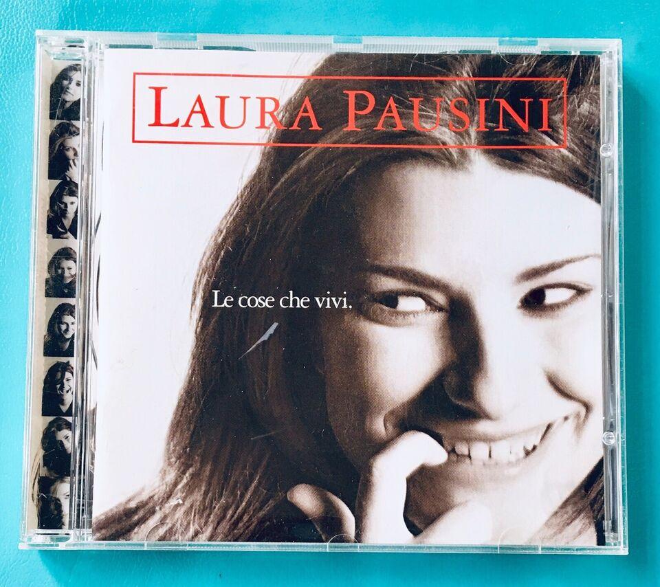 Laura Pausini: Le cose che vivi, pop