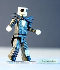 MiniMates Nightmare Before Christmas Series 1 Jack Skellington Glow in the Dark