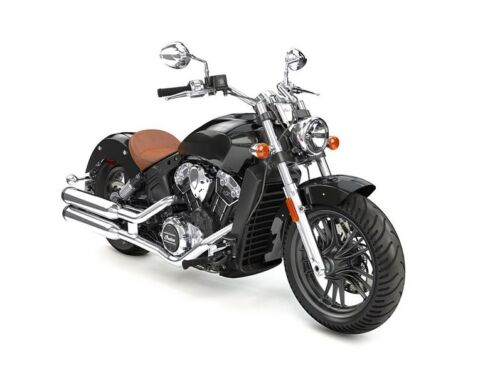 INDIAN MOTORCYCLE REPLACEMENT CHROME HEADLIGHT BUCKET FOR 2015-2018 SCOUT MODELS