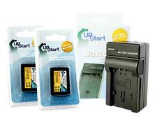 2 Battery & charger Sony NP-FV100 NP-FV70 NP-FV30 FV50