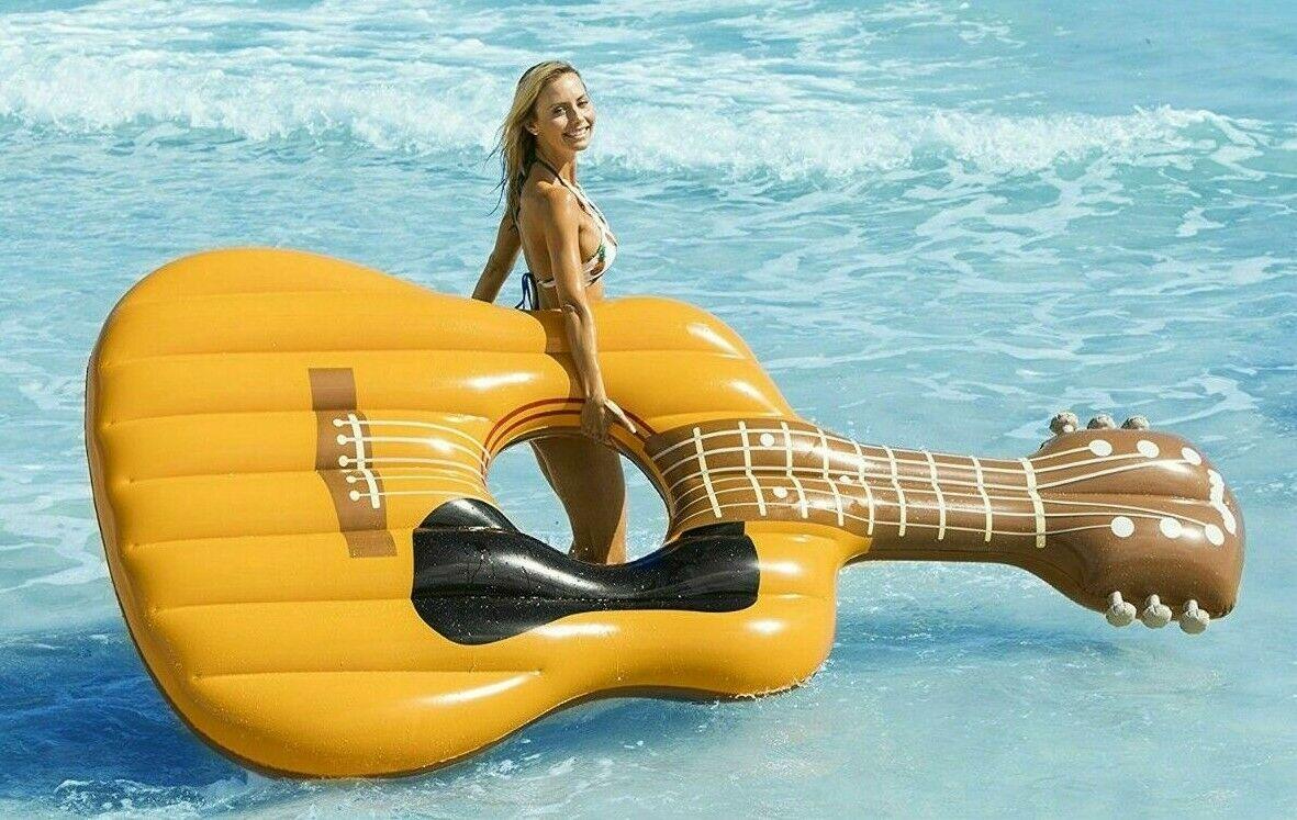 Acoustic Guitarra piscina Balsa, 9 ft  Kangaroo Grupo enorme flota de 110  X 59  2 personas