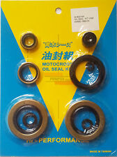 Kawasaki KX500 KX 500 (All) Engine Oil Seal Kit