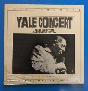 Duke-Ellington-Yale-Concert-Vinyl-LP-Rare-Audiophile-Press-Edition-12